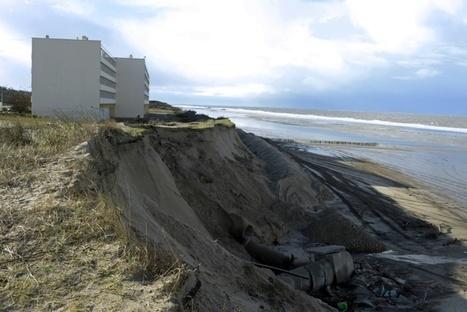 Érosion du littoral: proposition de loi à l'Assemblée pour mieux y faire face   Planete DDurable   Scoop.it