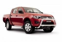 Mitsubishi MN Triton 3300 kg GVM Upgrade | West Coast ... | Gross Vehicle Mass Upgrades | Scoop.it
