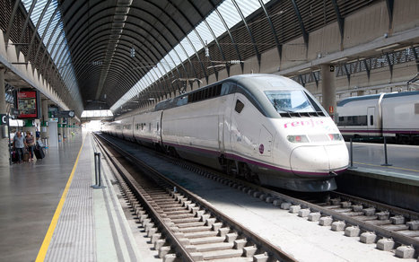 Spain Is Adding Free Wi-Fi on Its High-speed Trains | Satcom on the move | Scoop.it