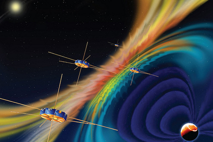 NASA Researcher Finds Hidden Portals in Earth's Magnetosphere | Share Some Love Today | Scoop.it