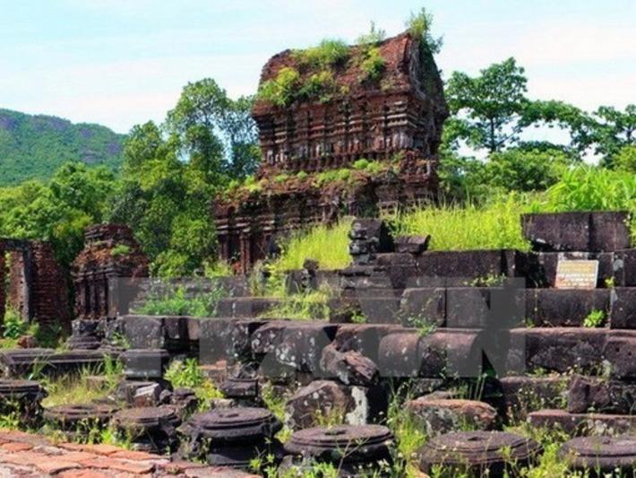 Champa vestiges found in central province | VietNamNet | Kiosque du monde : Asie | Scoop.it