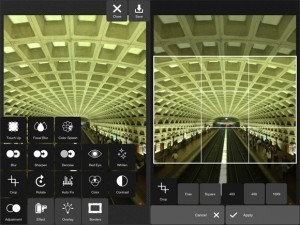 Pixlr Express. Des centaines d'effets dans une application | La Photo sur iPhone | Les outils du Web 2.0 | Scoop.it