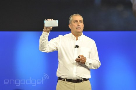 Google and Intel bring RealSense to phones with Project Tango dev kit | Internet of Things - Company and Research Focus | Scoop.it