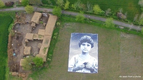 For Shame: The Giant Poster That Shows Drone Pilots the People They're Bombing | Social Media, Technology, Nonprofit Sector,  for nonprofits, Nonprofits e Terceiro Setor no Brasil | Scoop.it