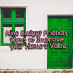 9 Budget Friendly Ways to Improve your Home's Value   Casey Movers   Boston Movers   Scoop.it