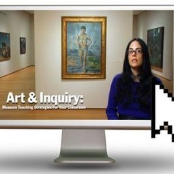 MoMA Gets in on the MOOC Craze, Teaming With Virtual Ed Giant Coursera | Libraries & Museums | Scoop.it