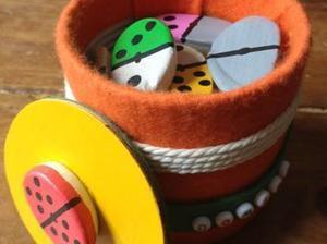 Créer un jeu de Dominos avec des galets #Idée #DIY #récup   Best of coin des bricoleurs   Scoop.it