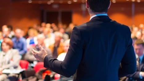 8 Tips on Giving a Presentation Like a Pro | Listening and Speaking in Second or Foreign Language Teaching | Scoop.it