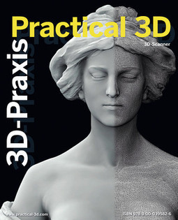 Book on 3D scanning said to suit a wide range of knowledge and skill levels - ETMM Online | 3D printing | Scoop.it