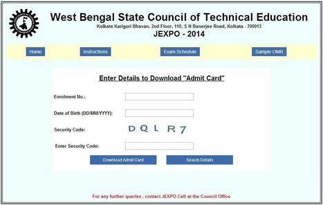 WBSCTE JEXPO Answer Key, Cut Off   www.webscte.org   Exam Results & Exam Dates   Exam Updates   Scoop.it