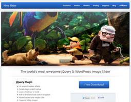 JQuery: Slideshow-Plugins mit wechselnden Bildern und Text ... | responsive design | Scoop.it