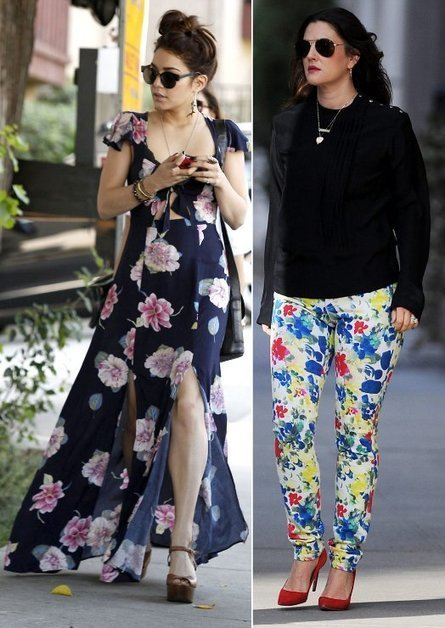 6 Ways To Wear Florals For Spring/Summer 2013 | women fashion accessories | Scoop.it