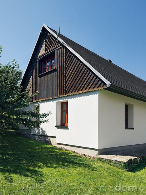Inšpiratívna rekonštrukcia z Čiech: Keď sa chalupa stane trvalým bydliskom   domov.kormidlo.sk   Scoop.it