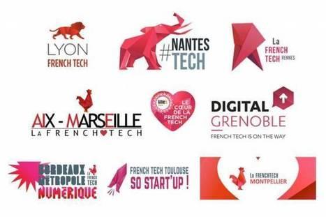 Les 9premières «Métropoles French Tech»   Rédaction   Scoop.it