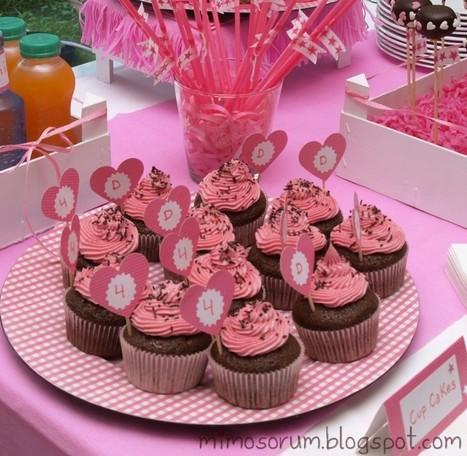 MIMOSORUM : Fiesta de Cumpleaños en Rosa y con Washi Tape - Birthday Party in Pink and with Washi Tape   Party Venues in Melbourne Infos   Scoop.it