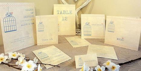 Wedding Invitations Templats - adelarosa.co.uk - 1   AdelaRosa Wedding Invitation Stationery   Scoop.it