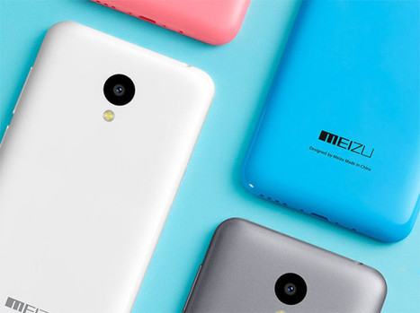 Tout sur le Meizu M2 | Geeks | Scoop.it