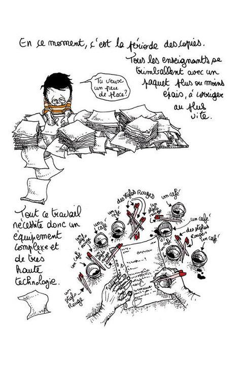 Les notes… et un arbre très solide | Education et TICE | LEMANEGE | Scoop.it