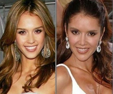 11 Celebrities who looks like other Celebrities   News   FanPhobia - Celebrities Database   Celebrities and there News   Scoop.it
