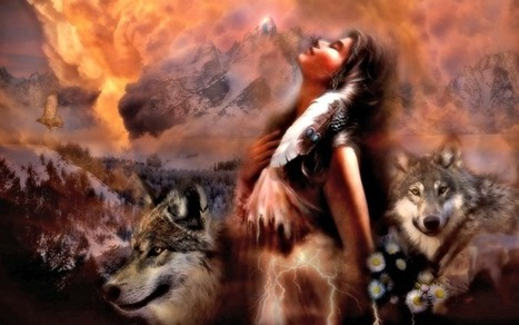 Where Our Soul Goes When We Dream, According To Native Americans | The Inner and Outer Worlds Collide | Scoop.it