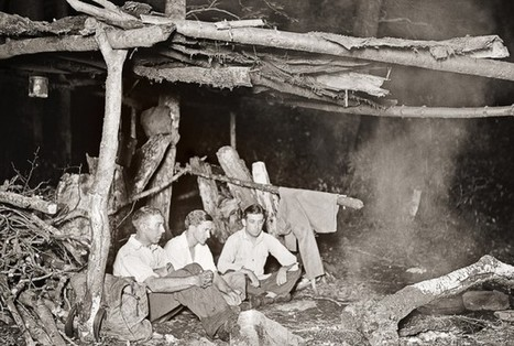 Smoky Mountains history: Dutch Roth photo of camping in 1931 | Tennessee Libraries | Scoop.it