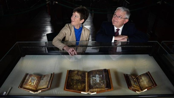 Oldest known  Irish manuscript to be exhibited publicly | Antiques & Vintage Collectibles | Scoop.it
