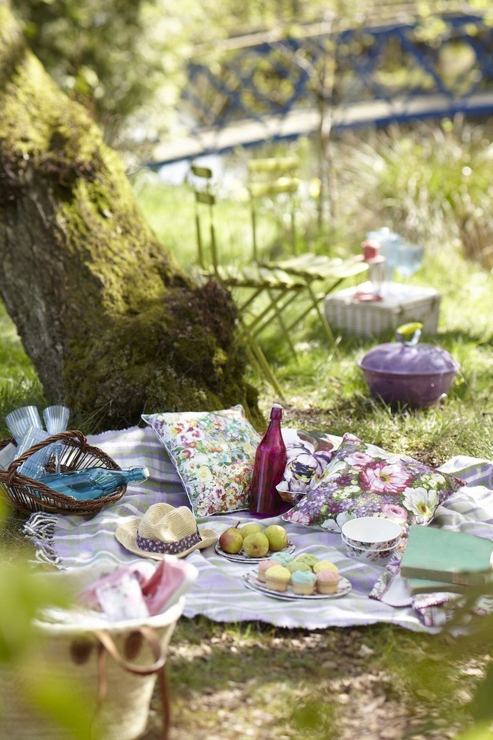 Vintage picnic inspiration | Posh Picnics | Scoop.it