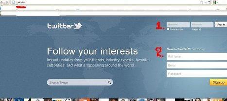 Un phishing scam de Twitter prétend s'inquièter pour vous ! | SocialWebBusiness | Scoop.it
