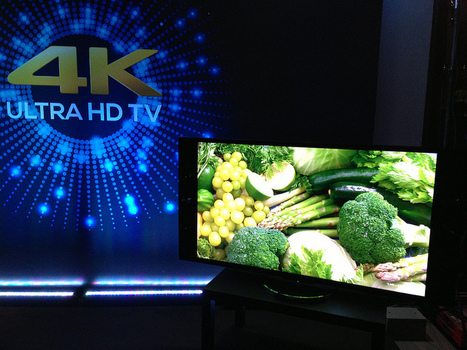 With 4K Ultra HD We're Entering an Era of Riveting and Immersible TV Viewing | 3D Smart LED TV | Five Regions of the Future | Scoop.it