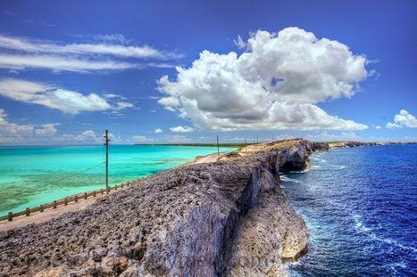Uncommon Attraction: Glass Window Bridge, Eleuthera   Caribbean Travel Source   Scoop.it