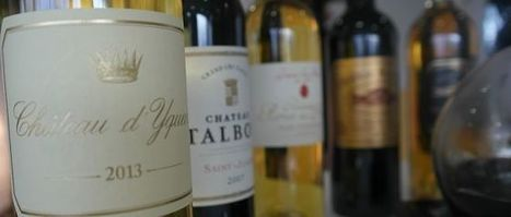 Bordeaux - Grands crus classés : à table ! | Groupe et Marques CCI de Bordeaux | Scoop.it