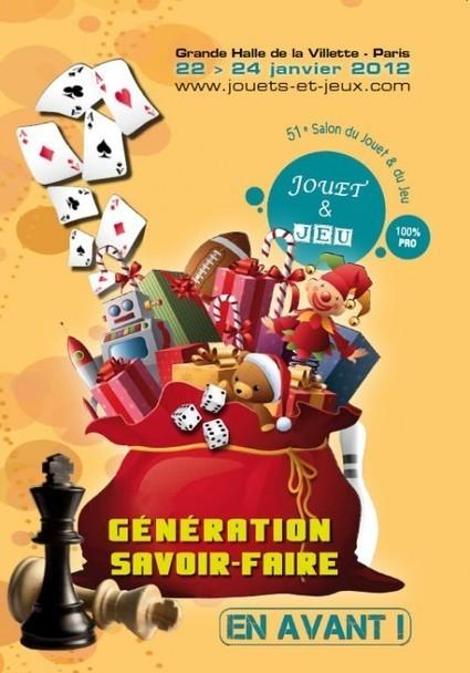 [Communiqué] Le Salon du Jeu et du Jouet 2012 à la Grande Halle de la Villette | SCRiiiPT | Jeux de Rôle | Scoop.it