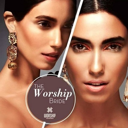 'Wedding It Up' with Simple Dress and Accessories | Worship Salon Delhi | Scoop.it