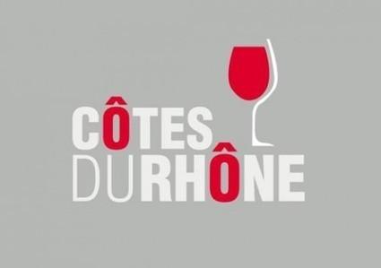 Le Côte du Rhône joue la couleur | ActuLogo | Vins de la Vallée du Rhône méridionnaux | Scoop.it