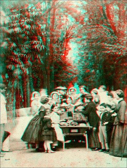 Harvest Gifts (anaglyph)   Flickr - Photo Sharing!   3D Eye Candy   Scoop.it