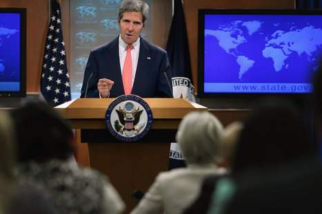 Kerry Cites Clear Evidence of Chemical Weapon Use in Syria | Article of the Week | Scoop.it
