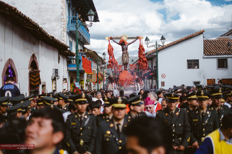 Cusco, Peru - City of Pomp and Pageantry | Adriah Seah | Semana Santa | Scoop.it