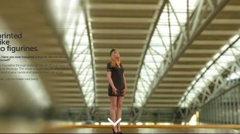 Twinkind propose de créer une figurine 3D à son image | Co-création, une révolution ? | Scoop.it
