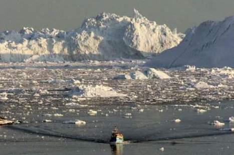Le Canada part à l'attaque des réserves fossiles du pôle Nord | L'enjeu environnemental | Scoop.it