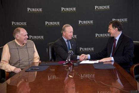Purdue to partner with Houston Methodist Research Institute on drug discovery - Journal and Courier | Research Capacity-Building in Africa | Scoop.it