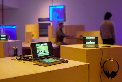 Inside The First Museum Retrospective Of A Video Game Designer | BI Revolution | Scoop.it