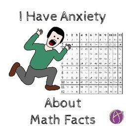 TRUTH: I Have Anxiety About Math Facts - Teacher Tech | Supporting Problem Based Instruction | Scoop.it