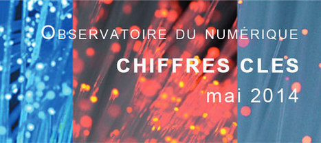 Les chiffres clés du Numérique   Le Club des Elus Numériques   Innovation & Co   Scoop.it