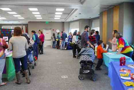 Preschool Preview: Johnson City Public Library's event shows parents they have options | Tennessee Libraries | Scoop.it