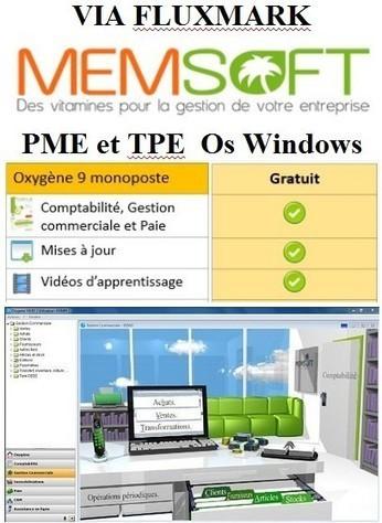 Suite logicielle gratuite Memsoft Fr 2015 Monoposte Gestion Commerciale Comptabilité Paie PME et TPE | Logiciel Gratuit Licence Gratuite | Scoop.it
