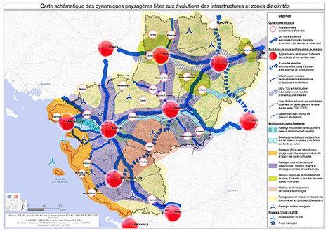 Atlas de Paysage des Pays de la Loire | Quoi de neuf sur le Web en Histoire Géographie ? | Scoop.it