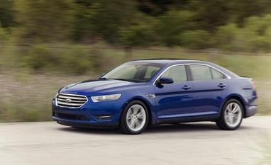 2013 Ford Taurus 2.0L EcoBoost - Car and Driver (blog) | Ford | Scoop.it