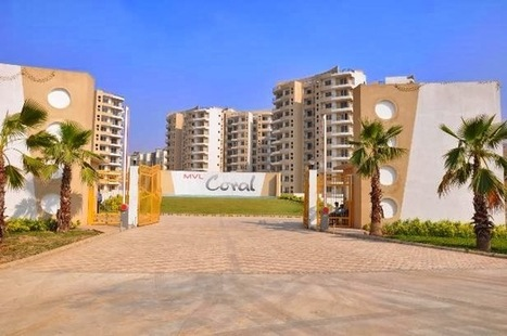 Affordable 2bhk and 3bhk Flats for Sale MVL Coral Bhiwadi | RealEstate | Scoop.it
