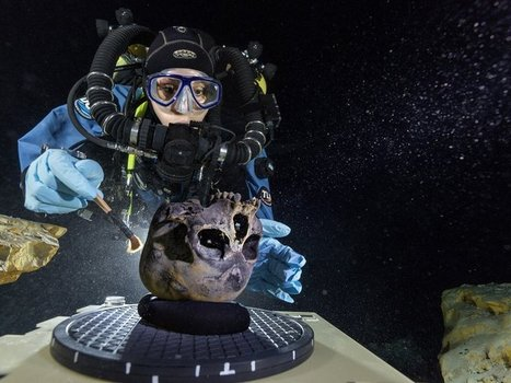 DNA From 12,000-Year-Old Skeleton Helps Answer the Question: Who Were the First Americans? | Amazing Science | Scoop.it
