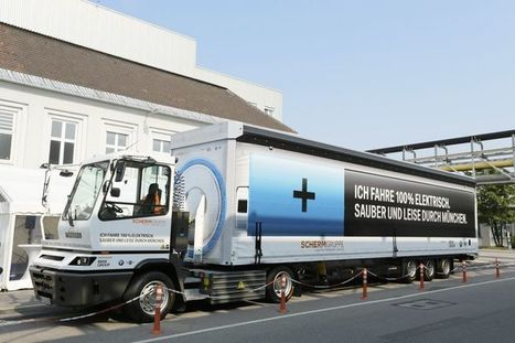 This 100 Percent Electric Eighteen-Wheeler Just Hit The Road In Germany   Energy & Sustainability   Scoop.it